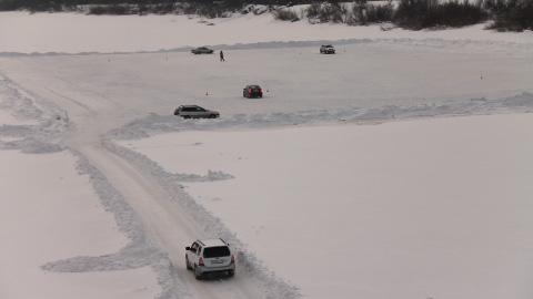 Ледовый трек